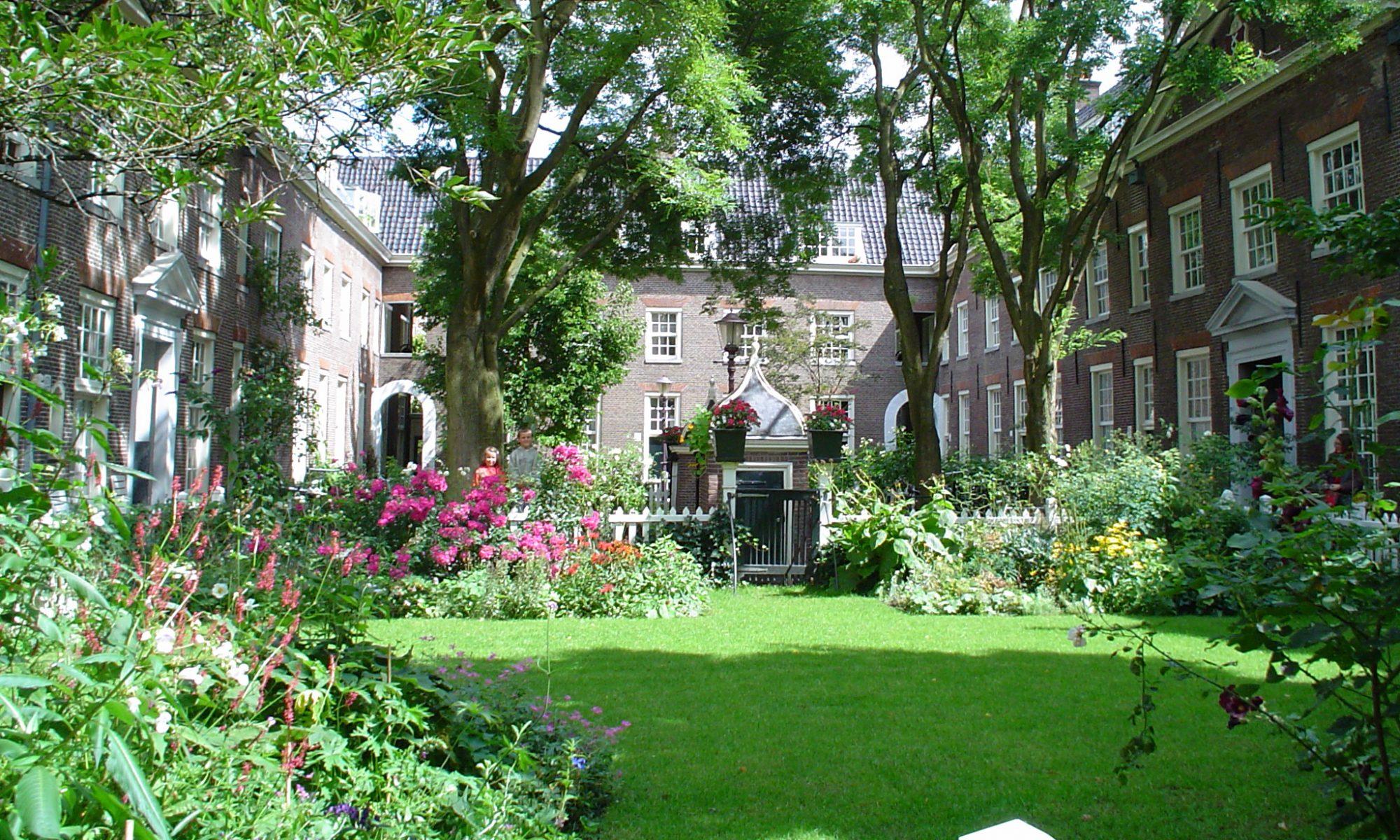 Hofjes in Amsterdam